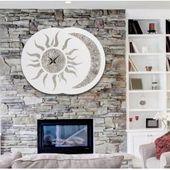 Photo of Reduced modern wall clocks