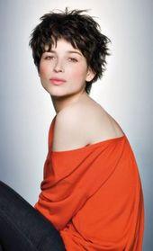 Weibliche kurze Frisuren