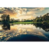 Tapete See Himmel 2.80 m x 368 cm East Urban Home