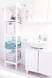 7 interior design ideas for a beautiful bathroom with IKEA // advertising