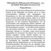 Einen guten Einstieg in die Philosophie des Geistes liefern z.B. BECKERMANN, Ans…