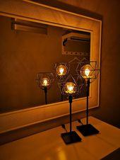 IKEA Hack – BRUNSTA – NITTIO – Hallway – DIY – Decoration – Table Lamp – Lighting – …