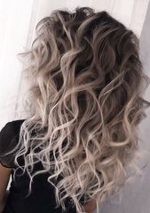 However, these curls – # – #allerdings #these #locks