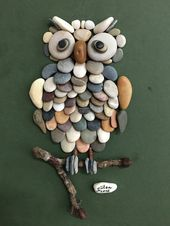 DIY ideas to make your garden more creative with Pebble Art