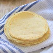 Find out how to Make Cassava Flour Tortillas