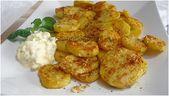 Zutaten   1 TL Pflanzenöl für die Form 3 EL Parmesan, gerieben ½ TL Salz …