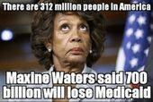 """""""Tante"""" Maxine Waters – die lustige Konservative – Quotes"""