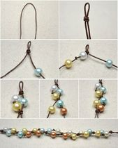 I think DIY jewelry is so beautiful and you can't even say that …