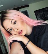 #girl #selfie #funny #cute #makeup #lipstick #brunette #darkhair #braziliangirl …