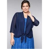 Reduced blouse jackets