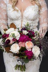 Fall Wedding Bouquets  – Wedding ideas