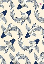 Hand Drawn Japanese Patterns – Arch and Residence