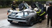McLaren Senna Catches Fire In Portugal, Cause Remains Unknown   Carscoops