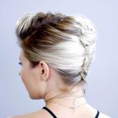 #Easy Hairstyles fancy #simple #formale #Hairstyles #for #hair