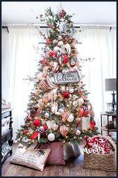 Photo of Helle und festliche Bauernhaus-Weihnachtstour Willkommen zu meiner Weihnachtstour und …, #anditi …