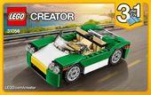 LEGO 31056 Creator Green Cruiser 122 Teile Legoblockspielzeug # afflink Wenn du klickst …   – Lego LOVE