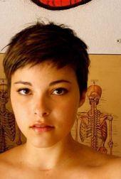 Superb Short Pixie Haircuts for Women,  #Haircuts #Pixie #Short #shortpixiehaircutsfine #Supe…