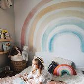 Der Regenbogen im Kinderzimmer – #der #im #Kinderzimmer #montessoriano #Regenbogen  – KinderZimmer | Pinmebaby