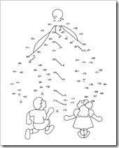 90 Dibujos Para Unir Puntos Del 1 Al 100 Paperblog Dibujos De Puntos Puntos Secuencias Numericas Para Ninos