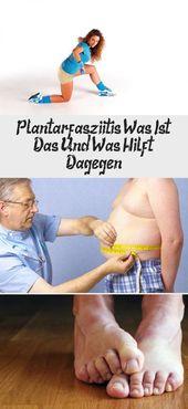 Plantarfasziitis: Was Ist Das Und Was Hilft Dagegen? – Nagelpilz