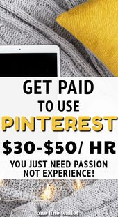 Become a Pinterest Virtual Assistant that Makes $50 an hour – Lol