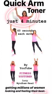 Arm Workout Women No Equipment – tone your arms at home