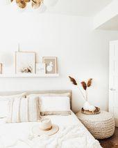 Tessu Clay Taupe King Bed