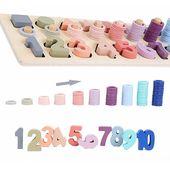 Montessori Board Educational Toy 2