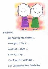 Valentine Friendship Quotes Funny
