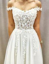 Kleider für Hochzeiten