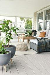 Autumn porch decor: 25 fresh and beautiful ideas