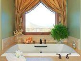 Ideeën decoraties kleine badkamers vol stijl.  #badkamers #decoraties #ideeen #…