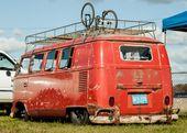 Wolksvagen   – Getaway Car- The Volkswagen Van