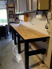 ✔35 cool man cave storage concepts 25 – #cave #Cool #Storage #Concepts #man #workbench