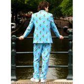 Calvin Klein Slim Fit Tuxedo-Hose aus Schurwolle 46 Calvin KleinCalvin Klein