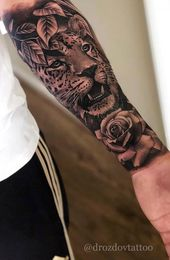 15 Best Sleeve Tattoo Ideas for Women/Men which you'll fall in love with – H