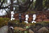 Odd One Out -LEGO®-Legos-Fotowandkunst-Fotografie-Natur-Lego-Minifiguren-Fotos-Fotografien-Lego-Kunst-Lego-Geschenke-Raumdekor-Lego Star Wars   – SWinNature