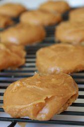 Erdnussbutter Texas Sheet Cake Cookies   – peanut butter reciepes