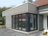 Anbau 2016 – Vorgarten Modern – #Anbau #Modern # Vorgärten   – Garden Garage