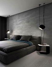 15+ Faszinierende moderne Schlafzimmerdekorideen f…