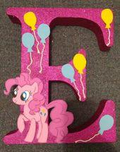 Letras mein kleines Pony