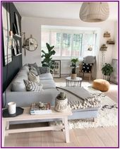 29 Comfy Scandinavian Living Room Decoration Ideas…