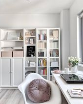 Office Vibes! In this beautiful bright home …