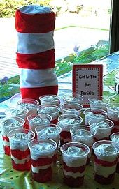 Cute & Clever Dr. Seuss Baby Shower Ideas