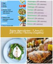 7 Day keto meal plan easy for beginners to lose 10 pounds and printable low carb…