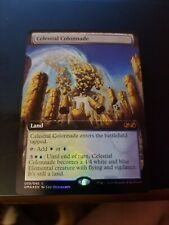 FOIL CELESTIAL COLONNADE Ultimate Masters Magic MTG MINT CARD