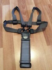 Chicco Polly High Chair Replacement Straps Harness Set Part Brown