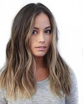 Einzigartige Frisuren für das mittlere Haar   – { Bright Blonde }
