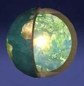 HOLLOW EARTH: Solar Openings, zwei neue Kontinente und intraterrestrische Zivilisation