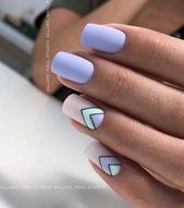 37 cute spring nail art designs to spruce up your next mani 036 –